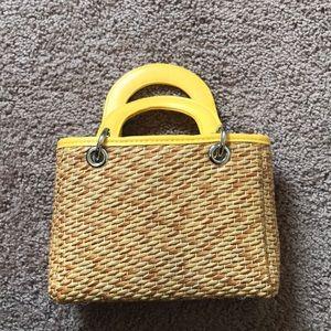 Small Sedge Lady Bag